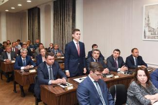 Нового председателя молодежного комитета искали по всей Казани, а нашли под боком у мэра