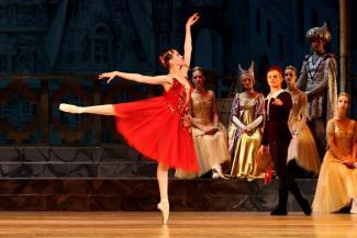 Нуриевский фестиваль в Казани откроет балет, в антракте которого Путин объявил о разводе