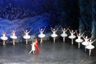 Артисты казанского балета в Голландии в перерывах между аншлагами ловили щук и катались на велосипедах