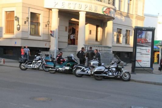На съезд байкеров в Зеленодольск съедутся состоятельные люди
