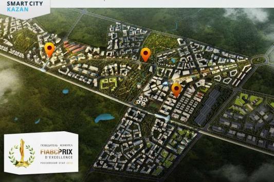 Татарстан не вывезет двоих: проект «Смарт Сити» заморозили до лучших времен