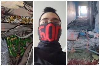 «Учительница держала дверь, а мы прыгали в окна»: казанский монстр устроил массовый расстрел в родной школе