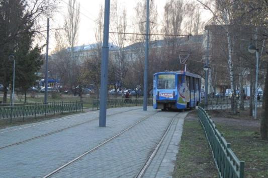 В Универсиаду въедем на бесшумных трамваях