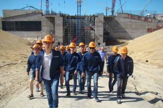 Казанские студенты строят космодром