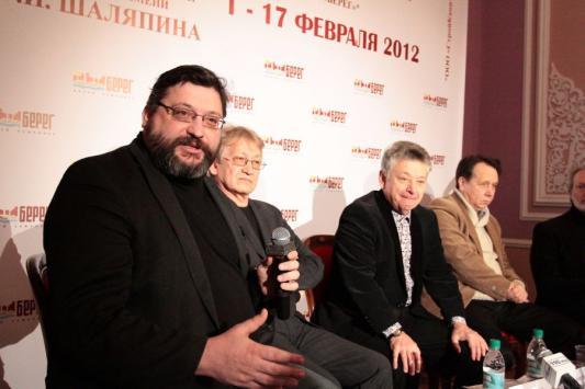 Пресс-конференция накануне премьеры