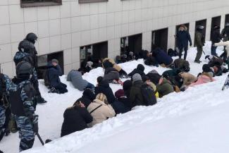 «У молодежи есть запрос на правду»: зачем казанские студенты выходят на акции в поддержку Навального