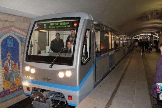 Скоростной трамвай пустят к Дню республики