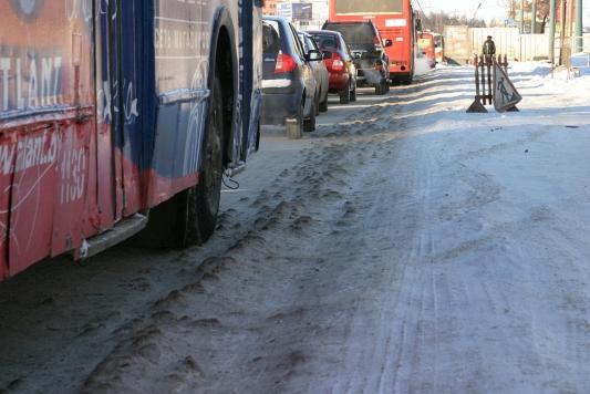 В горисполкоме осторожно рассказали о планах строительства дорог