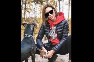 «Жизнь насекомых»: оскорбленная казанская инстаграм-дива отрицает, что подослала полицейских к админу телеграм-канала