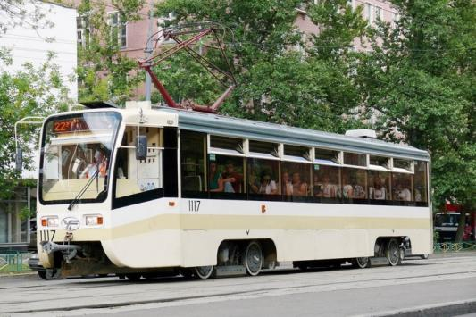 Здравствуй и прощай, трамвай!