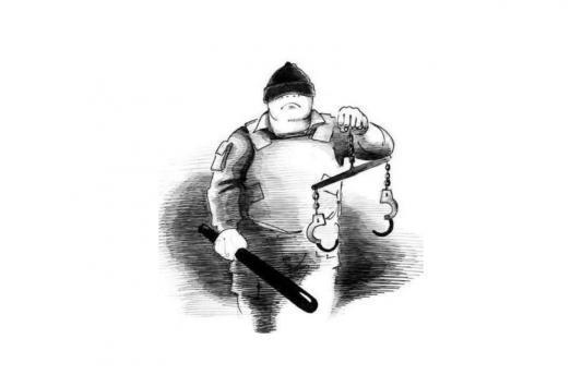 Как казанского школьника в полиции пытали
