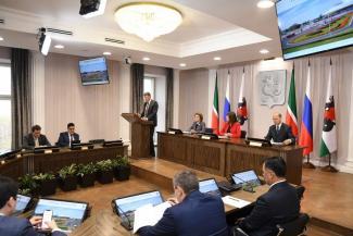 В Казани все спокойно: городские чиновники не вспомнили про бучу в Дербышках