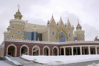 Детский Новый год в Казани: билеты в «Экият» разобрали как пирожки, остались наноснежки