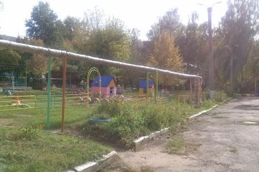 Горячие трубы держат в страхе казанский детсад