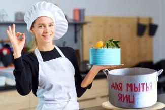 В Татарстане самозанятых кондитеров заставят дезинфицировать яйца и маркировать кастрюли