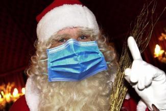 «Требуется Дед Мороз с антителами на ковид»: казанские артисты запасаются справками об отсутствии болезни