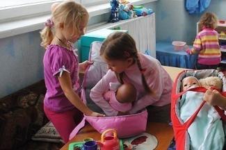 В Татарстане будут спасать институт семьи игрой в дочки-матери