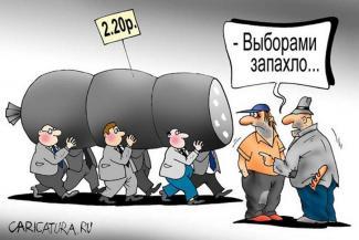 В Татарстане единоросс Комаров проложил дорогу к сердцам избирателей