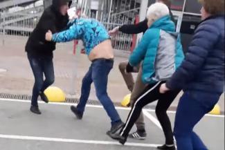 «Милиция! Милиция!»: в Казани не утихает эхо войны перевозчиков за пассажиров
