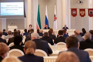 Бунт на корабле: депутаты Казгордумы посмели возразить Ильсуру Метшину