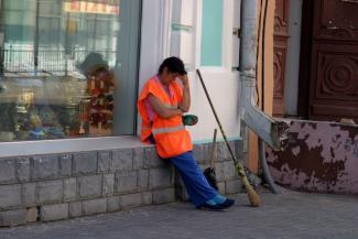 Казанским бизнесменам надоело вылизывать прилегающие территории