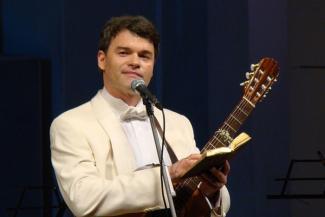 Дятлов, звезда «Универа» и тувинские песни