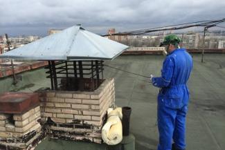 Чистят чисто трубочисты: в Казани вводят «налог на воздух»