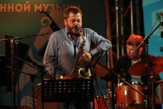 Джаз в Казанском кремле: «Крестный отец», текила и белые брюки