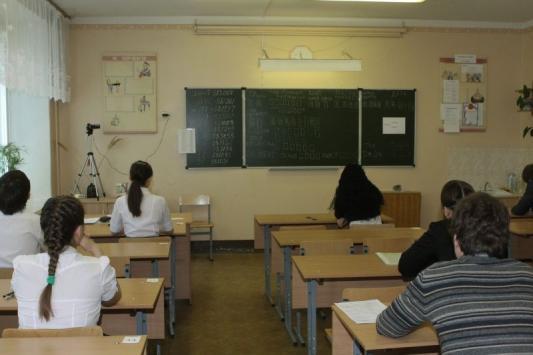 В Татарстане с экзаменов выгнали 40 школьников