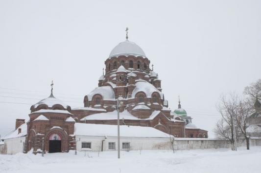 В Свияжске - фестиваль духовной музыки