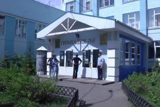 «Я его обняла, и он затрясся от рыданий»: директор 7-й казанской гимназии рассказала, почему десятиклассник пришел в школу с пистолетом и ножом