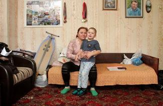 За бунтующих «аварийщиков» с улицы Назарбаева, не желающих жить в Юдино, вступилась омбудсмен Татарстана