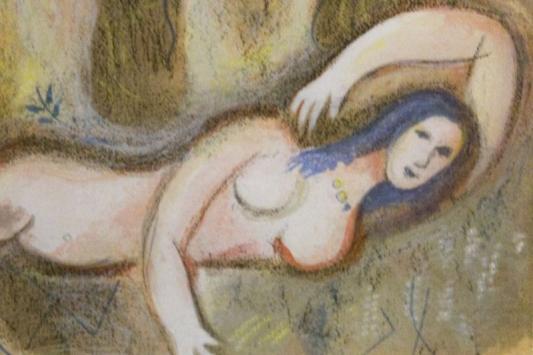 Уникальная выставка с не уникальными работами Шагала
