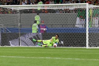 Казань увидела настоящий футбол