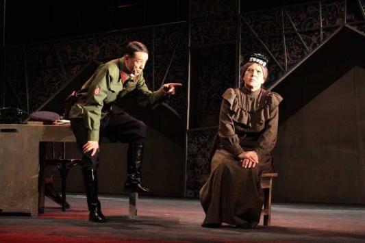 Две актрисы на роль Мухлисы Буби
