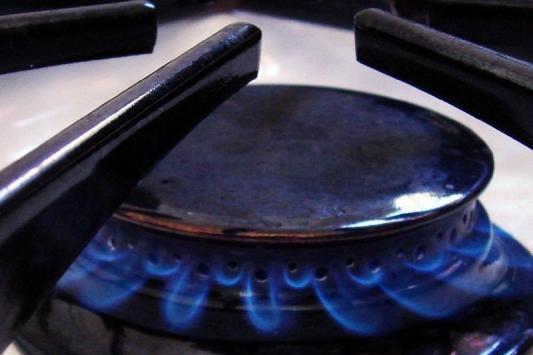 Переходу мешает газопровод