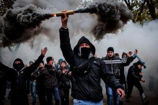 В Татарстане объединение футбольных фанатов запретили за фашистскую идеологию