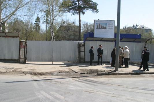 Казанцы хотят через суд восстановить сквер и детсад