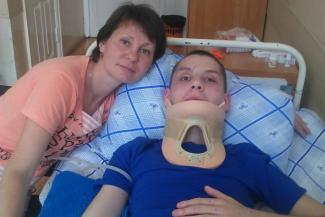 «Мам, кто меня вырубил?»...Новобранец из Казани стал инвалидом, а уголовное дело прекратили
