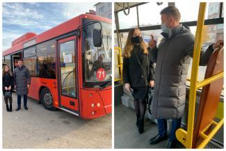 «Специальный автобус для депутата»: казанцы не поверили единороссу, который предпочел завтраку с семьей поездку в общественном транспорте в час пик