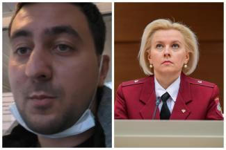 За «Росдурнадзор» ответит?.. Марина Патяшина решила засудить скандального блогера, который не хочет носить маску и обзывается