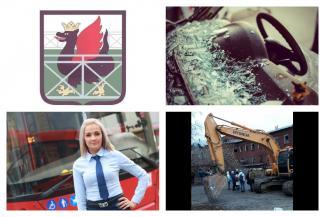 Депутат с бульдозером, папа с железякой и блондинка за рулем «краснобуса»: кто удивил казанцев в 2019 году