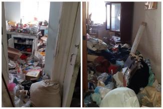 «Из-за жилищных проблем у меня чуть детей не отобрали, а теперь предлагают нам жить на помойке!»: «мать казанская» продолжает войну с городскими властями