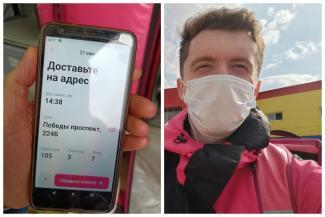 «Кроме денег унес со склада 13 кг мяса»: курьеры по доставке еды в Казани догнали по зарплате нефтяников и стали завидными женихами
