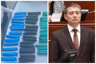«Ладно бы еще речь шла о взятке»: казанский судья, пойманный у тайника с наркотиками, предстанет перед законом