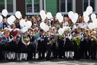 Два казанских ЖК осчастливили школами