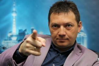 Георгий Черданцев: «Не понимаю, зачем в «Рубин» был приглашен Грасия»
