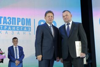 В Казани почетного работника газпрома оставили в СИЗО