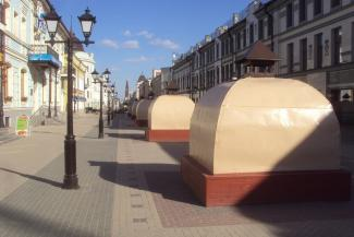 Бывший мэр Архангельска хочет купить в Казани подземную галерею на улице Баумана