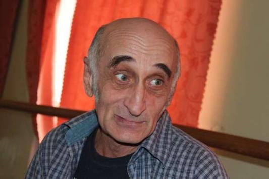 Гали Абайдулов: «У меня лицо - как маска. Я похож на всех»
